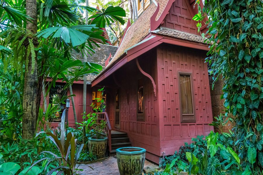 casa museo de jim thompson