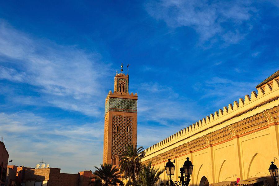murallas de la medina